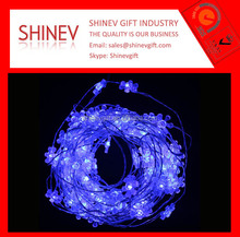 Party Decorative Customized Led Chinese Lantern Solar String Lights