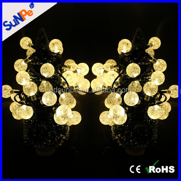 Led Decorative Light Solar Powered Garden String Light For Patio, Tree, Wedding, Party, Bedroom, Holiday, Xmas Decorations