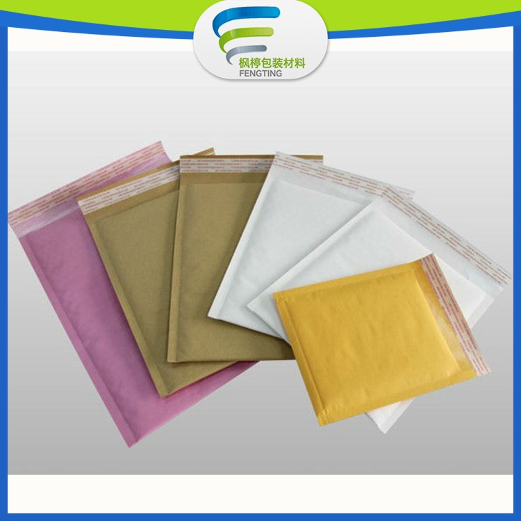 China Supplier kraft paper poly bubble mailer company With Promotional Price