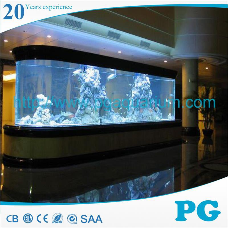 PG Made In Shanghai Fish Tank Acrylic Aquarium Air Blower