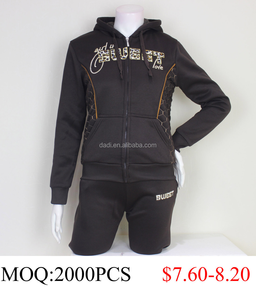Wholesale Plain Sweat Suits For Women