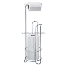 Stainless Steel Bathroom Paper Towel Holder / toilet paper holder / tissue roll stand Made in Guangzhou
