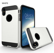 New Design TPU Cellphone Case For iPhone X , Waterproof Phone Case for iPhone X Case