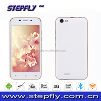 4.7 inch MTK6572 Dual Core Smart phone Android 4.4 WIFI Bluetooth 3G Mobile Phone(SF-K600)