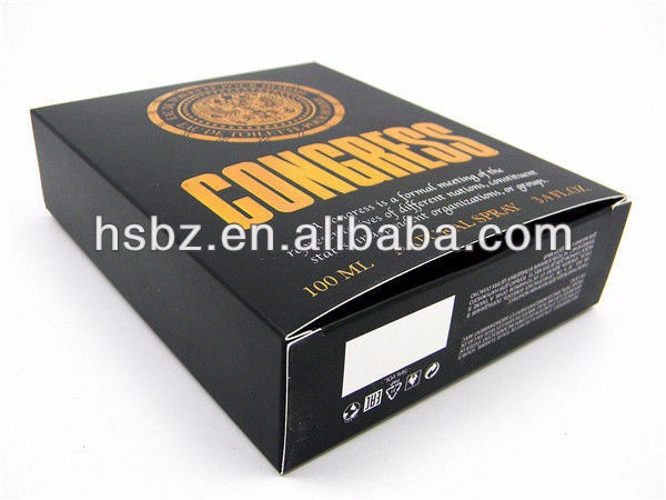 Hot selling sale paper cigarette box with custom printing