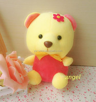 knitting wool plush toys Valentines day gifts toys stuffed plush