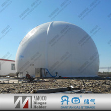China Membrane Biogas Storage Bag 1000 m3, Methane Collector