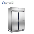 2018 Furnotel 4 Doors Static Cooling Reach In Kitchen Refrigerator Or Fridge Freezer