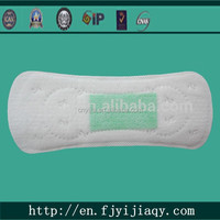 Cotton Super Soft Anion Panty Liner/panty pad for women girl