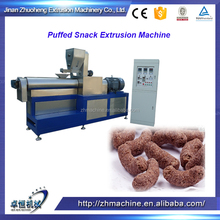 bakery snack extrusion machine