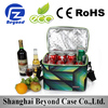Promotional thermos picnic bag, bottle cooler bag, wine cooler bag