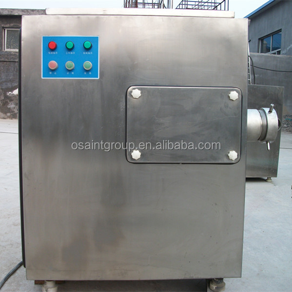Stainless steel 304 high efficiency meat grinder for meat paste