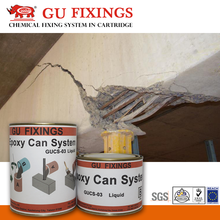Hot selling crack repair concrete epoxy pouring adhesive