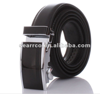 Trade assurance custom logo automatic belt buckle for men