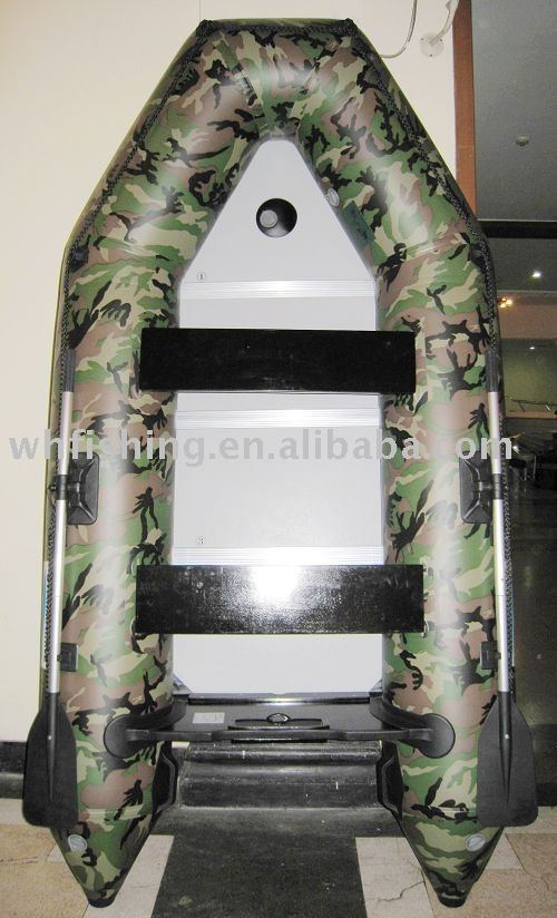 the camouflage Inflatable boats