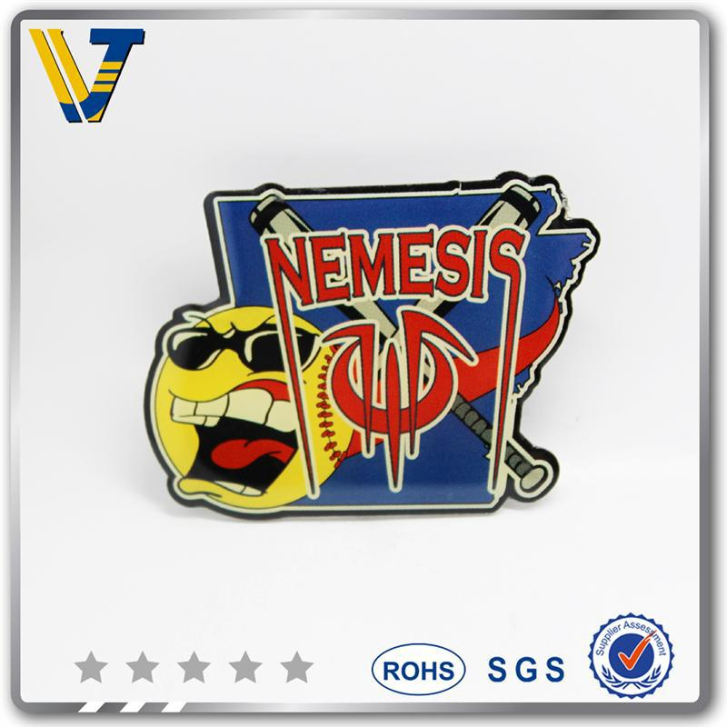 wholesale css lapel pin with screw