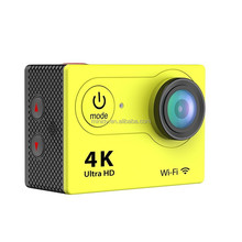New Arrival 2.0INCH 4K Ultra HD 30M Waterproof WiFi Sport Action Camera With 170 Degree Wide Angle Lens
