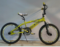yellow frame with good rim free style bike/bicycle/cycle HL-F044
