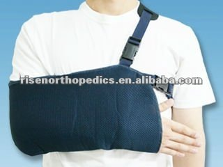Arm sling support ISO and CE