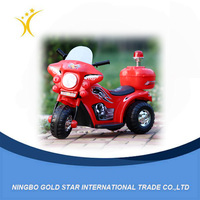 Ride on electric power kids motorcycle bike with lights and music
