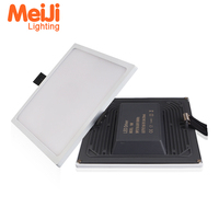 2017 New Square LED Panel Light Price 145*145 Wholesale China, 18w Ultra Thin IP40 Led Light Panel, SMD4014 Led Panel Light