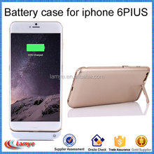 5.5inch Real 4200mAh Li-Polymer External Backup Battery Power Case 100% Full Charge for iPhone 6 plus Alibaba Gold Member