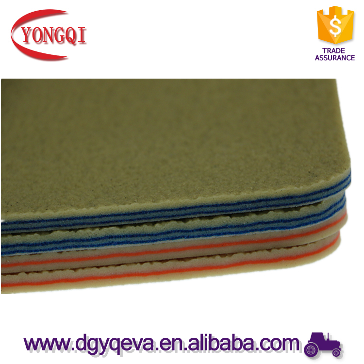 Shoe Repair Rubber Foam Sole Sheets for Shoe Making
