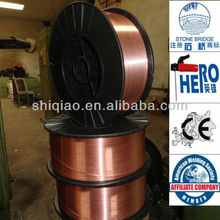 QC passed CO2 arc welding wire AWS ER70S-6