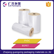 KPET--PVDC coated on BOPET film single side