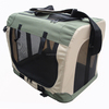 Collapsible Dog Crate with Shoulder Strap