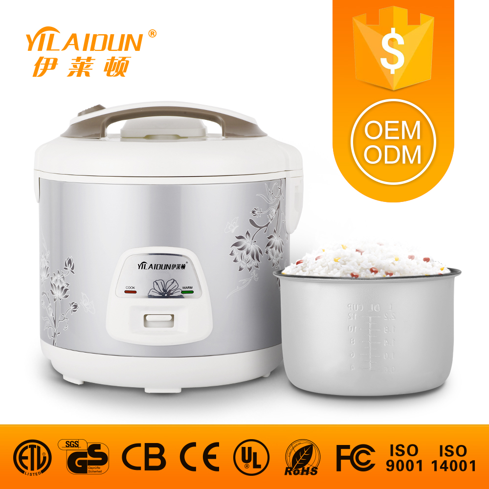 OEM/ODM brand colored list electronic items rice cooker
