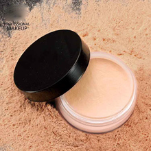 Top Cosmetic Makeup Foundation Silky Loose Face Powder