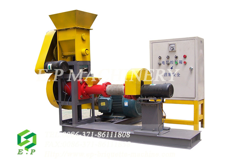 Feed Processing Machines >> Shrimp feed mill