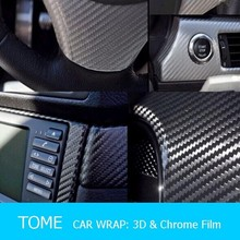 Wrap promoting sale fantastic color quality carbon promoting/Hot Sale Black 3D carbon fiber 3d car body self-achivse vinyl / wit