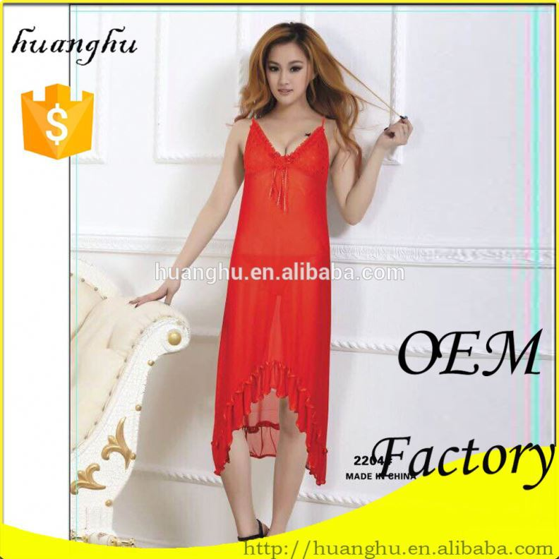 OEM wide color fishing lingerie