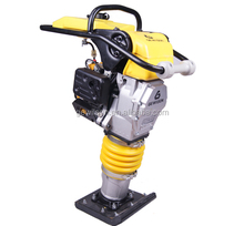 Double air-filter diesel gasoline vibrating battering rammer