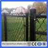 76mm PVC Coated chain link fence metal post (guangzhou factory)