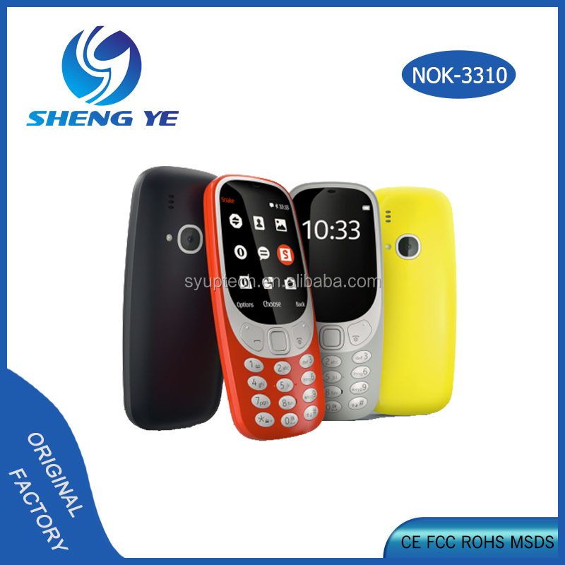 2017 Brand new cheapest Price New Model Mobile <strong>Phone</strong> for Nokia 3310