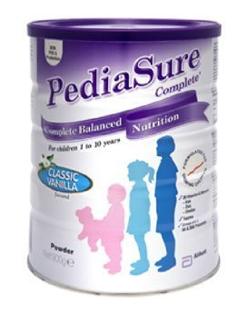 Pediasure Complete Vanilla milk powder