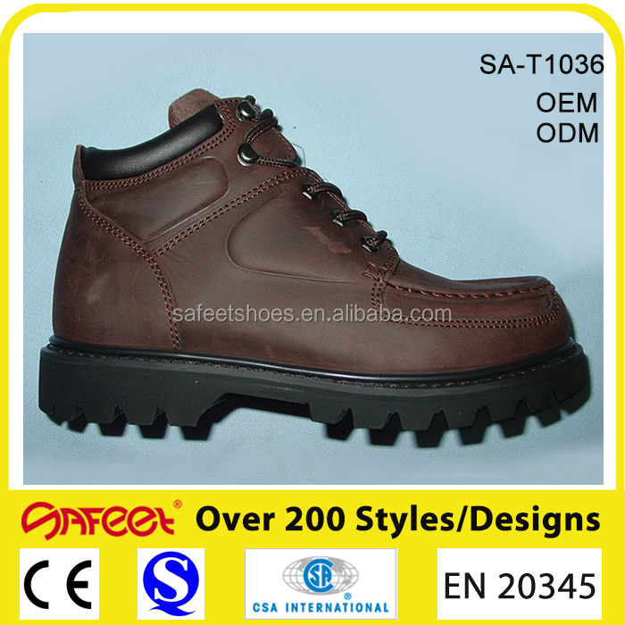 Guangzhou shoes factory men steel toe, high quality cowboy boot for men, western cowboy boots in USA (SA-T1036)