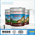 Caboli wholesale acrylic paint and non toxic acrylic wall paint designs for bedroom and building