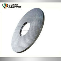 Cast Ductile Iron Lapping Plate