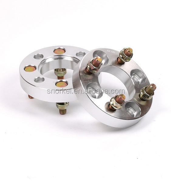 Wheel spacer 4x100 aluminum wheel adapter