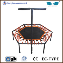 Square mini trampoline