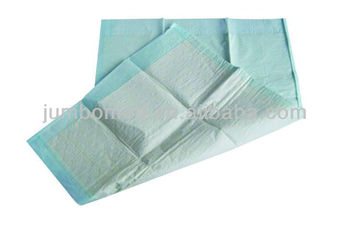 Disposable underpad/maternity pad