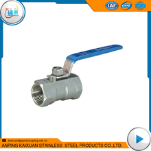 "10000 pcs Stainless Steel Threaded Ends 1000wog casting 1/4""-4"" 1pc ball valve"
