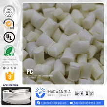 reprocessed Iron shell plastic modified material polycarbonate pellet