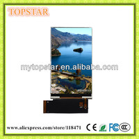 TS7235B China mobile lcd manufacturer 3.5inch mobile phone display drive IC HX8357C