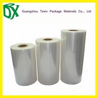 high quality transparent pof pallet wrap stretch plastic shrink film for noodles packaging