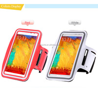 Cell phone accessories Fashion neoprene sport armband cases, Universal phone case ,for iphone 6 case armband
